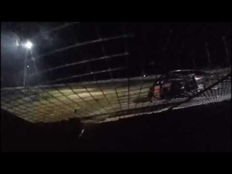 250 Speedway Compact Heat race wreck May 27th 2016