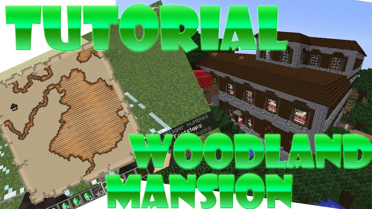 Mapa Del Tesoro Minecraft.Como Encontrar Una Woodland Mansion Dungeon Minecraft 1 11 Como Conseguir Un Mapa Del Tesoro
