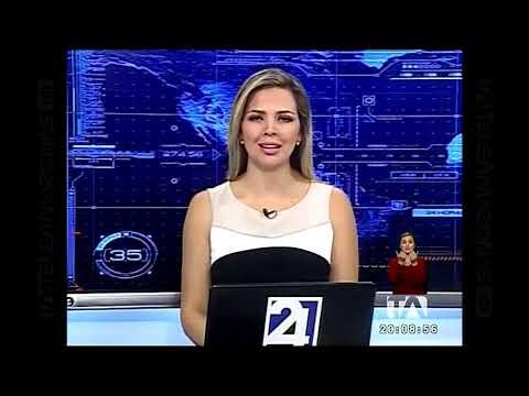 Noticias Ecuador: 24 Horas 12102018 Emisión Estelar - Teleamazonas