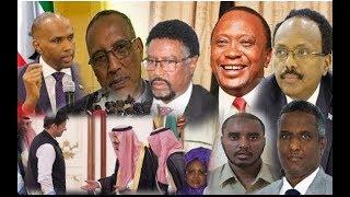 Daacish oo Somalia mucjiso ka wado, Somalia oo ka adkaneyso Kenya& Boqoro Salman oo la ihaaneystay