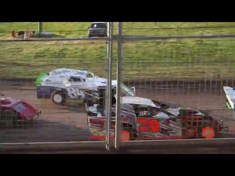 IMCA Sport Modified Trophy Dash Southern Oregon Speedway