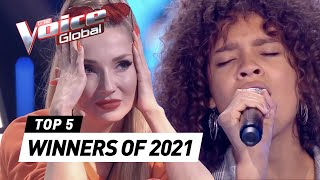 Download INCREDIBLE Blind Auditions of WINNERS in The Voice Kids 2021 so far