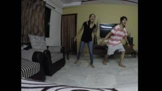 Brother and Sister Dance on Zingaat (Sairat)
