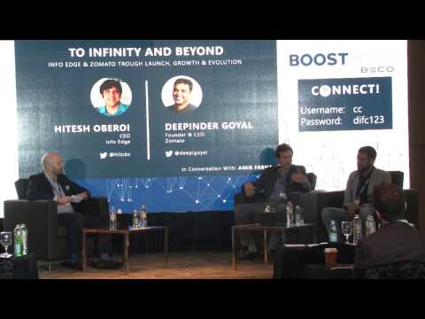 "BOOSTMENA | ""To Infinity and Beyond"" with Hitesh Oberoi & Deepinder Goyal"