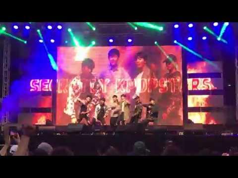 LAKFF Grand Prize Winner - Secretly Kpopstars - BTS - FIRE