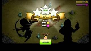Clash of Clans kb 1 den kb 11 #1