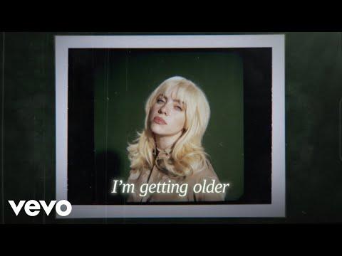 Billie Eilish - Getting Older (Official Lyric Video)