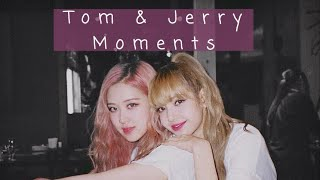 Download Rosé ☓ Lisa ❬Tom & Jerry Moments❭ Mp3 and Videos