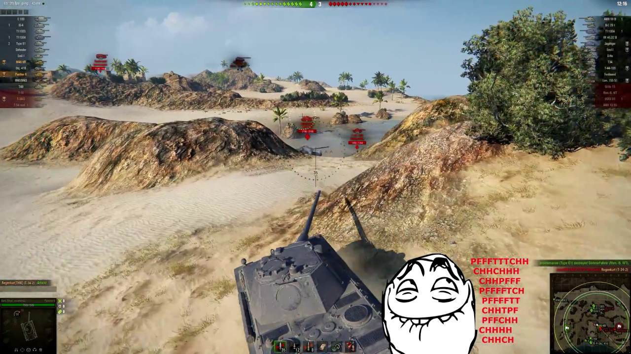 World of Tanks – Epic wins and fails [Episode 66]