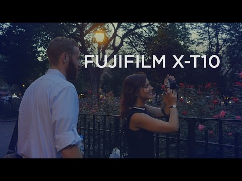 Fujifilm X-T10 Review in New York City