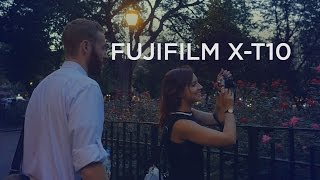fujifilm X-T10 Review in New York City's East Village