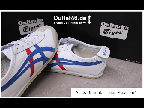 Asics Onitsuka Tiger Mexico 66 DEUTSCH Review L On Feet L Haul L Overview L Outlet46