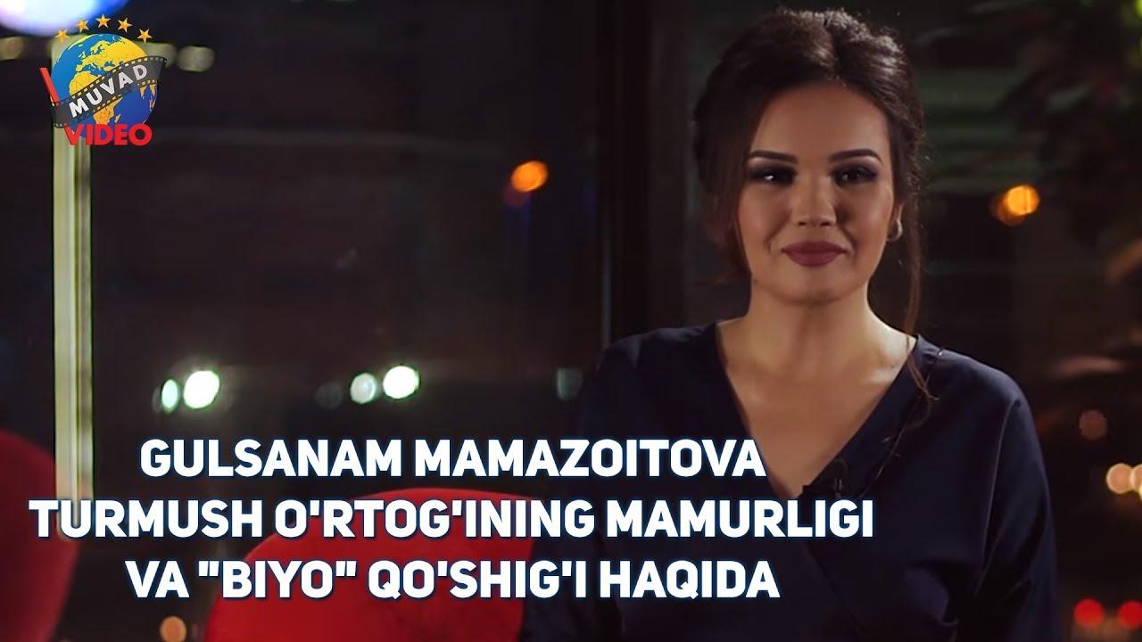 Gulsanam Mamazoitova bilan ochiq suhbat