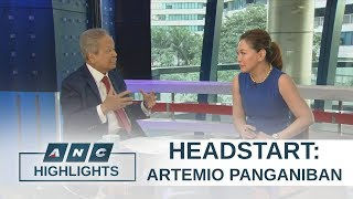 Ex-Chief Justice: Tribunal made right decision to hear Marcos, Robredo comments   Headstart
