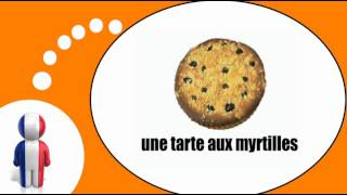урок французского языка = еда