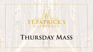 Thursday Mass – September 17th 2020