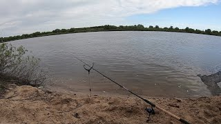 Первая рыбалка на Оке в сезоне 2021 Фидер