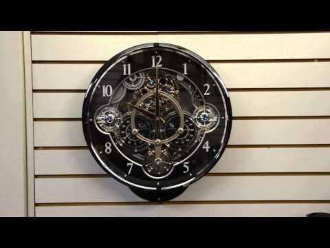 Rhythm Gadget magic motion clock 4MH886WD02
