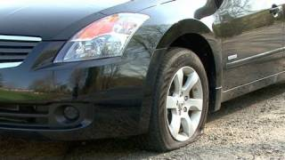 Sudden Tire Blow-Out Safety