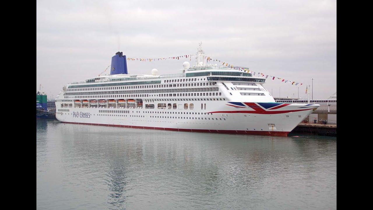 Afbeeldingsresultaat voor MV Aurora in Southampton