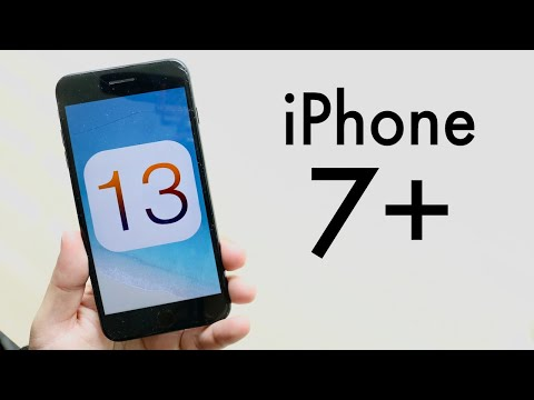 iOS 13 BETA 8 On iPhone 7 Plus Review