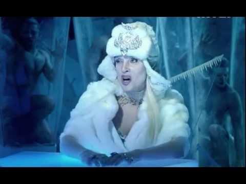 картинка на королева троне снежная