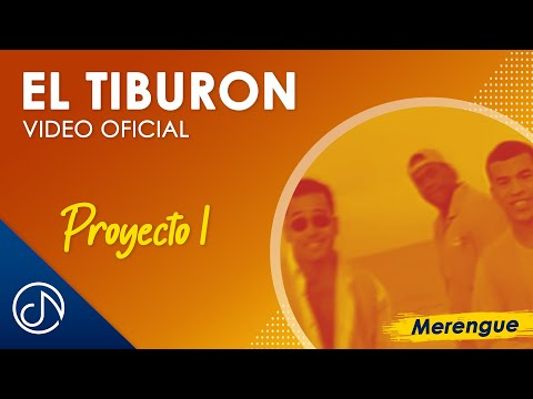 El Tiburón - Proyecto Uno / Lyric Video