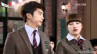 [Vietsub] Dream High Ep 13 Jason & Hye Mi before singing
