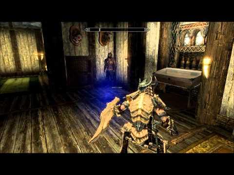 Skyrim House: Hjerim