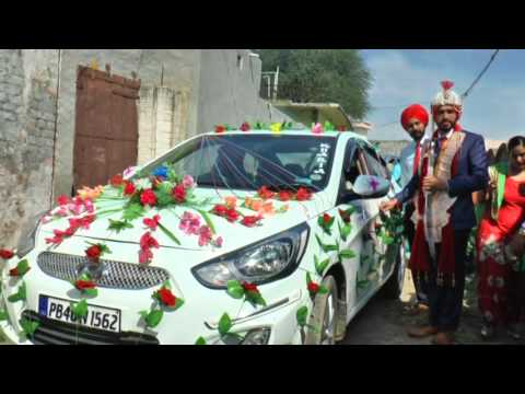 Highlights of wedding Ajitpal Singh & Harpreet Kaur