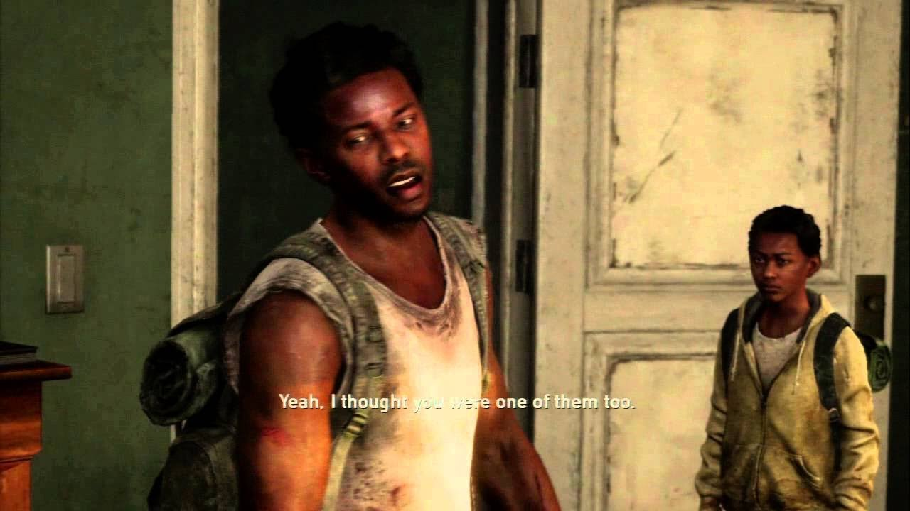 Image result for the last of us henry