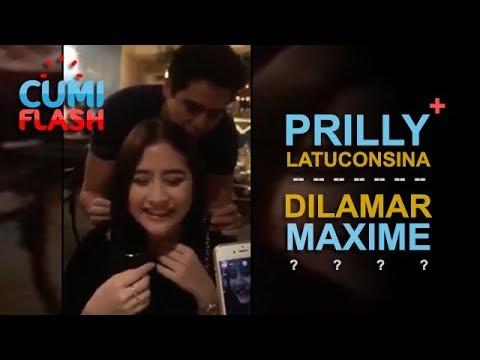 Prilly Latuconsina Dilamar Maxime Bouttier? - CumiFlash 18 Oktober 2017