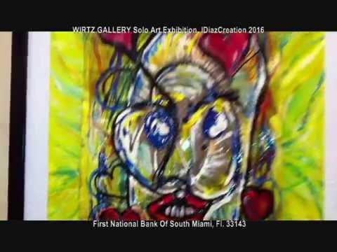 Tribal Love Affairs 3D Art Wirtz Gallery 2016