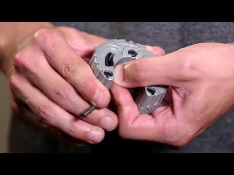 RIDGID C-Style Close Quarters Copper Tubing Cutters