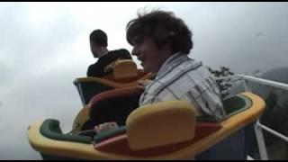 Roller Skater Roller Coaster Vekoma Onride POV Kijima Japan