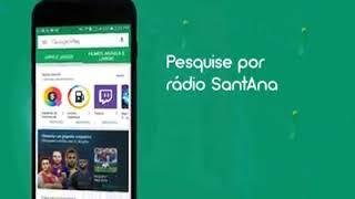Baixe o Aplicativo Rádio Santana fm 99,3... assista o vídeo.