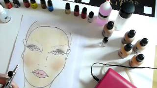 How to Set Your Hollywood Air Foundation with Silicone by Hollywood Air Airbrush Makeup Thumbnail