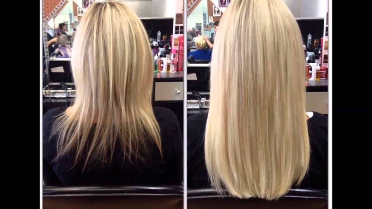 Top 25 Hair Extension Transformations Before And After Hair