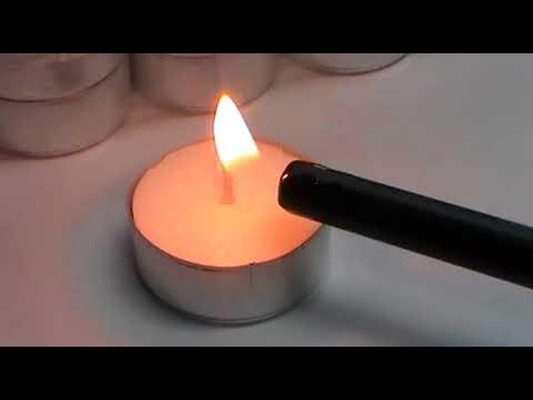 How long do ikea tea lights burn
