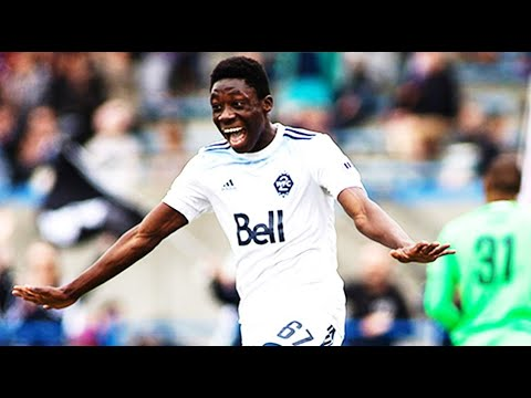 ALPHONSO DAVIES - Welcome to Bayern! Goals, Skills, Assists | 2018