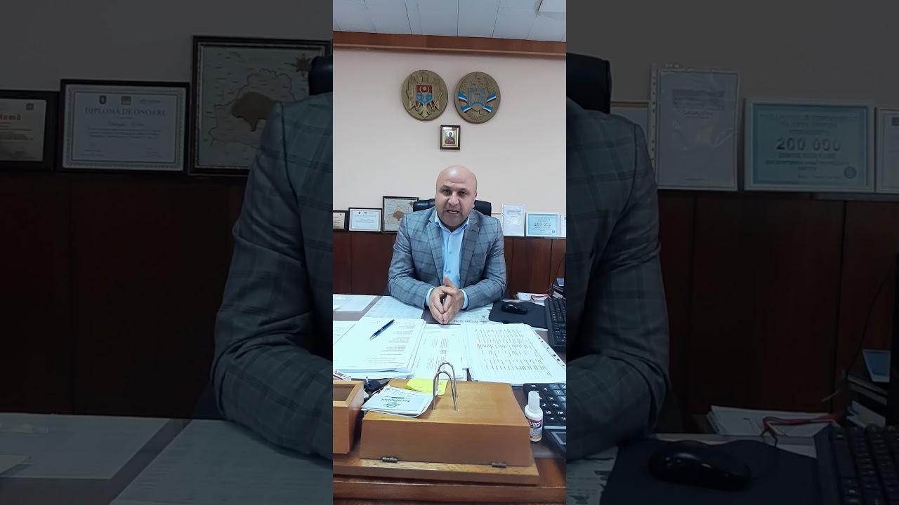 Примар г.Вулканешты о судебном произволе и мести Додона