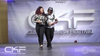Kizomba #Technique ➡ Laurent & Adeline - Cluj Kizomba Festival - 2017