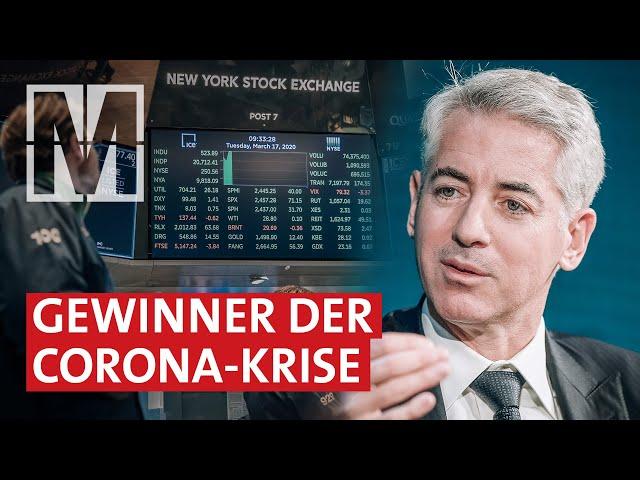 Wie Hedgefonds in der Corona-Krise Milliarden machen – Monitor