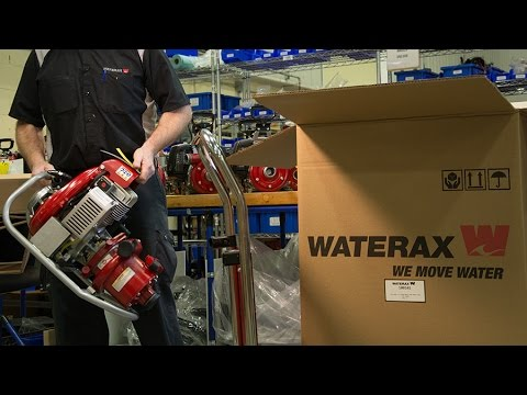 WATERAX - Trusted by Wildland Firefighters Around the World