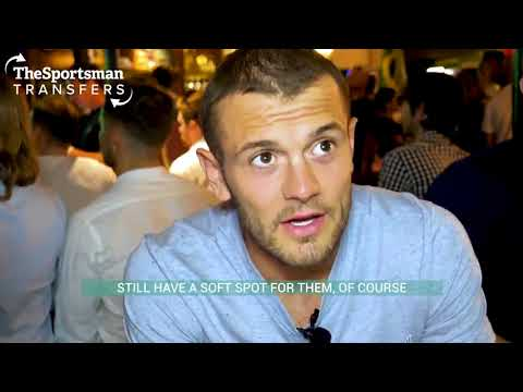 Jack Wilshere admits his love for West Ham