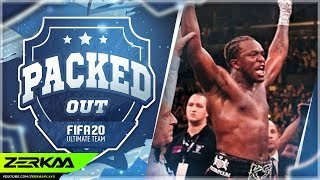 Back From The KSI vs Logan Paul 2 Fight! (Packed Out #25) (FIFA 20 Ultimate Team)