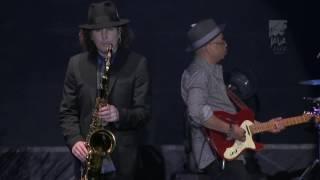 Boney James live at Java Jazz Fest 2016