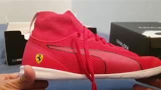 Unboxing puma scuderia Ferrari changer