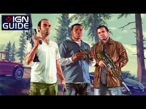 GTA 5 Walkthrough Part 29: Blitz Play Setup