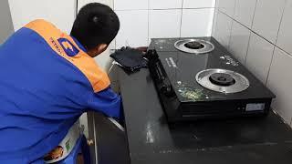 Hướng dẫn tự sửa bếp gas